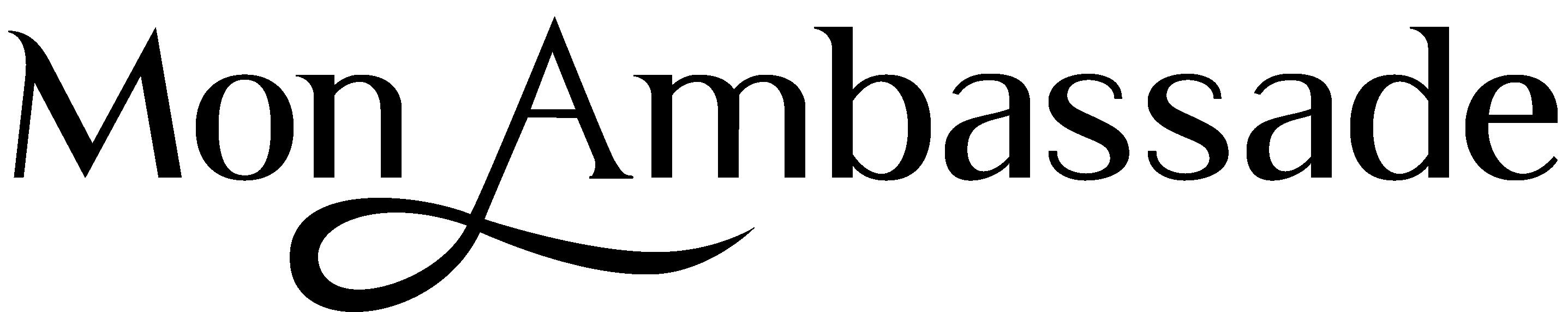 Logo monambassade